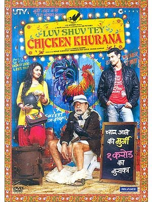 Luv Shuv Tey Chicken Khurana (DVD)