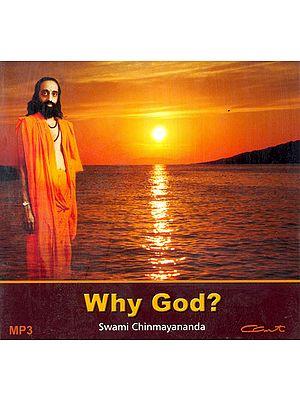 Why God? (Audio CD)