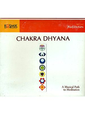 Chakra Dhyana (With Colorful Booklet Inside) (Audio CD)