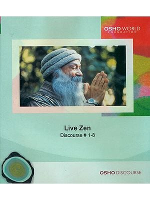 Live Zen: Discourse 1-8 (MP3 CD)