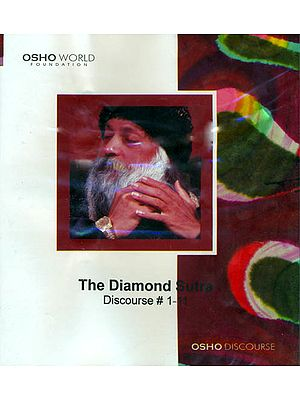 The Diamond Sutra: Discourse 1-11 (MP3 CD)