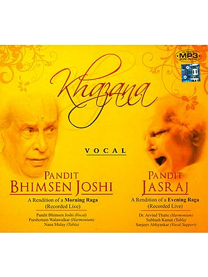 Khazana –Pandit Bhimsen Joshi and Pandit Jasraj (Vocal) (MP3)