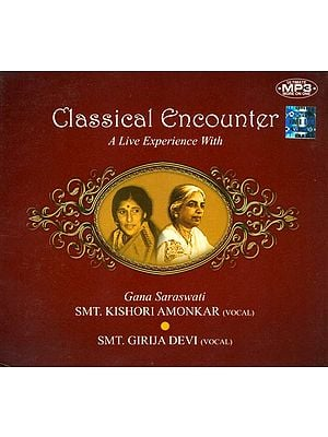 Classical Encounter: A Live Experience with (MP3 Audio CD)