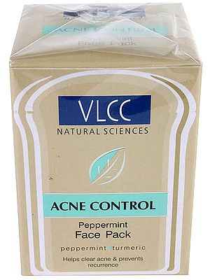 Acne Control - Peppermint Face Pack