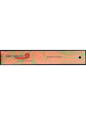 Almond Incense (Auroshikha Agarbathies)