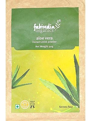 Aloe Vera Instant Drink Powder (Price per Two Packs)