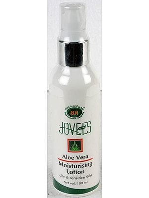 Aloe Vera - Moisturising Lotion (Oily & Sensitive Skin)