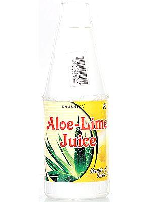 Aloe-Lime Juice