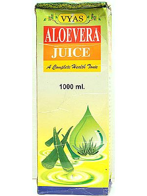 Aloevera Juice (A Complete Health Tonic)