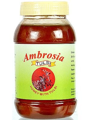 Ambrosia Tulsi: Honey With Tulsi
