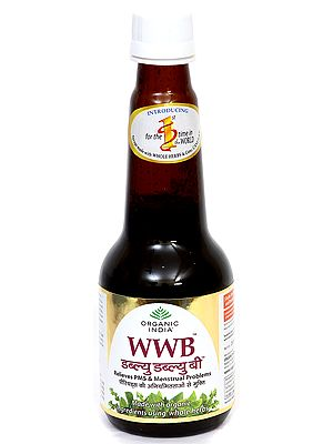 WWB (Relieves PMS & Menstrual Problems Made with Organic Ingredients Using Whole Herbs)