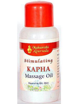 Stimulatign Kapha Massage Oil (Normal to Oily Skin)