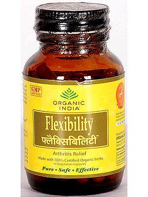 Flexibility -  Arthritis Relief