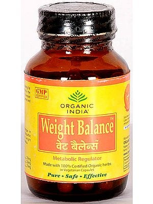 Organic India Weight Balance Metabolic Regulator