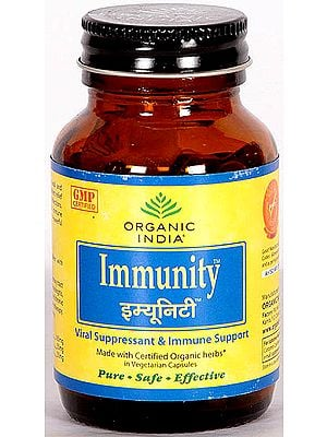 Immunity (Viral Suppressant & Immune Support) (60 Capsules)