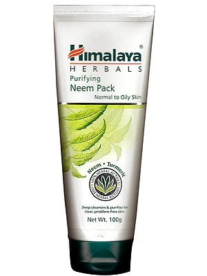 Purifying Neem Pack: (Normal to Oily Skin)
