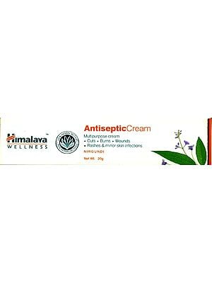 Antiseptic Cream - Multi Purpose Cream for Cuts, Burns, Wounds, Rashes and Minor Skin Infections.