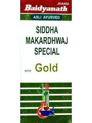 Siddha Makardhwaj Special (With Gold)