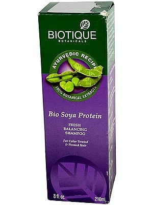 Bio Soya Protein Fresh Balancing Shampoo (For Color Treated & Permed Hair)