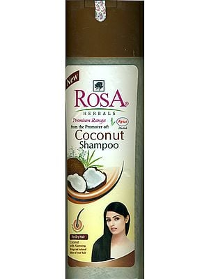 Herbal Coconut Shampoo (For Dry Hair)
