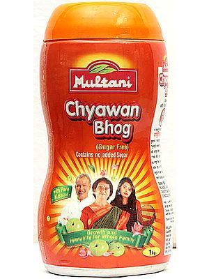 Multani Chyawan Bhog (Sugar Free) Contains No Added  Sugar