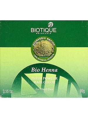 Bio Heena (Fresh Powder Hair Color)