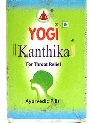 Yogi Kanthika – For Throat Relief (140 Pills)