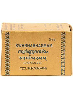 Swarnabhasmam (Capsules)
