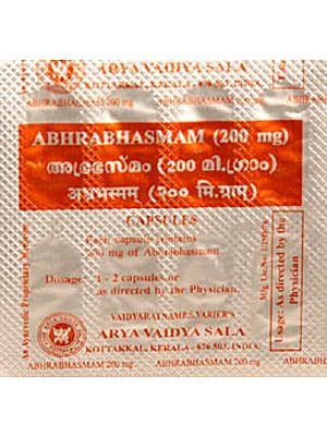 Abhrabhasmam (10 Capsules)