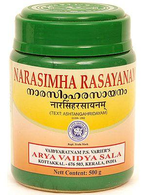 Narasimha Rasayanam (Text: Ashtangahridayam)