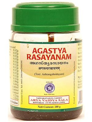 Agastya Rasayanam (Text: Ashtangahridayam)