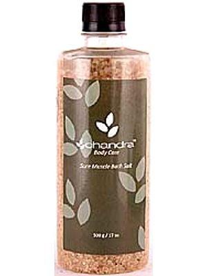 Chandra Body Care: Sore Muscle Bath Salt