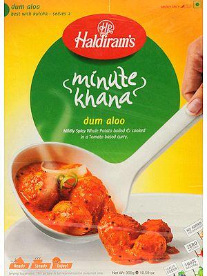 Haldiram's 5 Minute Food - Dum Aloo