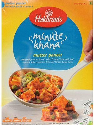 Haldiram's 5 Minute Food - Mutter Paneer
