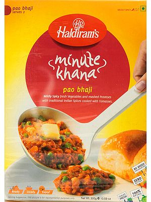 Haldiram's 5 Minute Food - Pao Bhaji