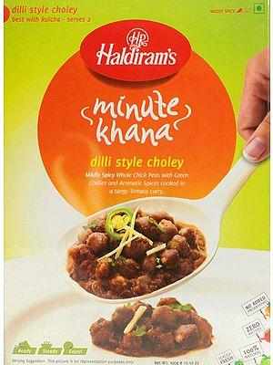 Haldiram's 5 Minute Food - Dilli Style Choley