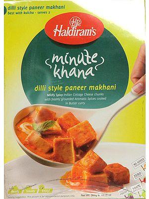 Haldiram's 5 Minute Food - Dilli Style Paneer Makhani