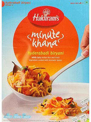 Haldiram's 5 Minute Food - Hyderabadi Biryani