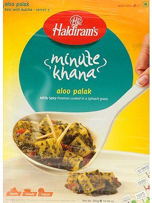 Haldiram's 5 Minute Food - Aloo Palak