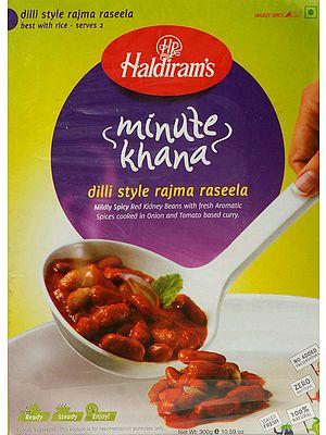 Haldiram's 5 Minute Food - Dilli Style Rajma Raseela