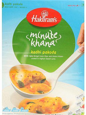 Haldiram's 5 Minute Food - Kadhi Pakoda