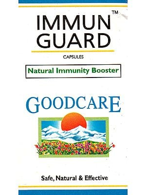 Immun Guard Capsules (Natural Immunity Booster Safe, Natural & Effective)