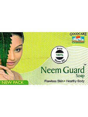 Neem Guard Soap (Flawless Skin, Healthy Body)