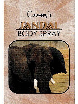 Sandal Body Spray