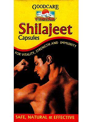 Shilajeet Capsules (For Vitality, Strength and Immunity)