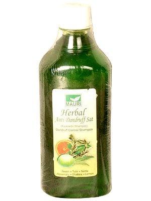 Herbal Anti Dandruff Sat (Ayurvedic Shampoo Dandruff Control Shampoo)