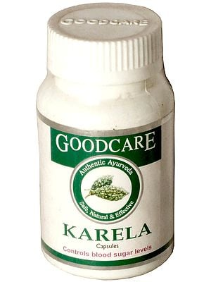 Karela Capsules (Controls Blood Sugar Levels)