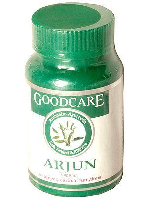 Arjun Capsules (Improves Cardiac Functions)
