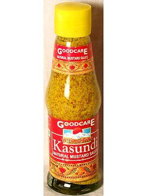 Kasundi Natural Mustard Sauce
