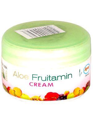Aloe Fruitamin Cream